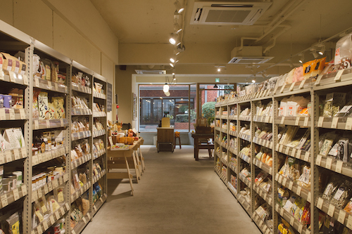 FOOD&COMPANY内観